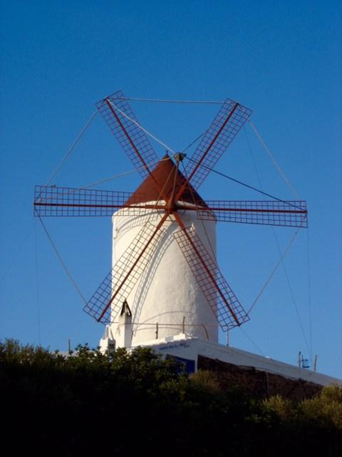 Menorca Mercadal Molí Molino