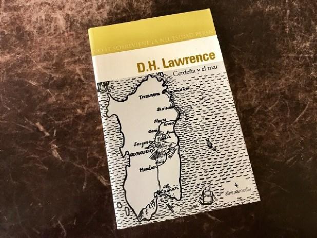 DH Lawrence en Cerdeña con Justito