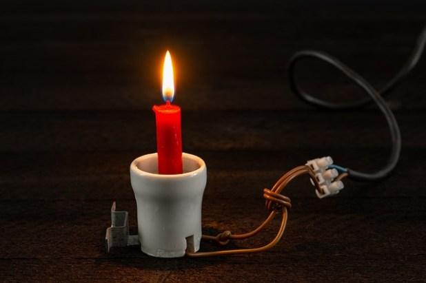acta robo energía eléctrica comunidad