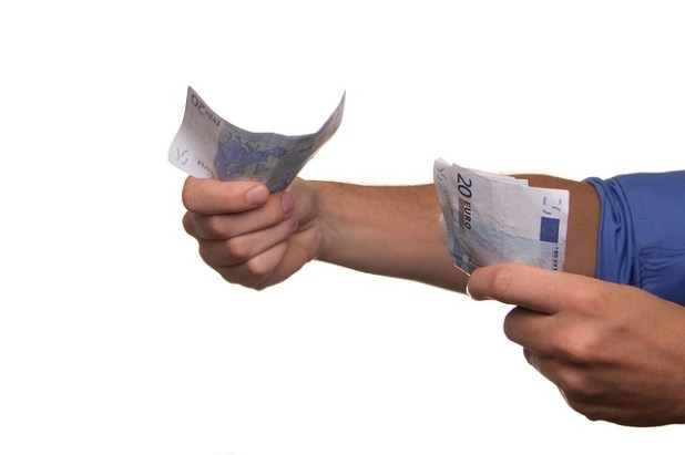 cobrar el dinero del banco de una herencia