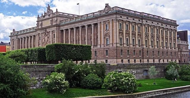 parlamento sueco estocolmo
