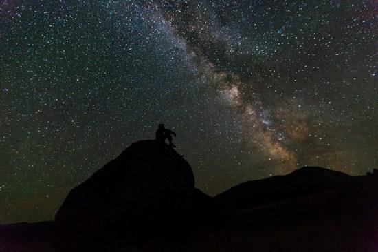 noche aprobar estrellas