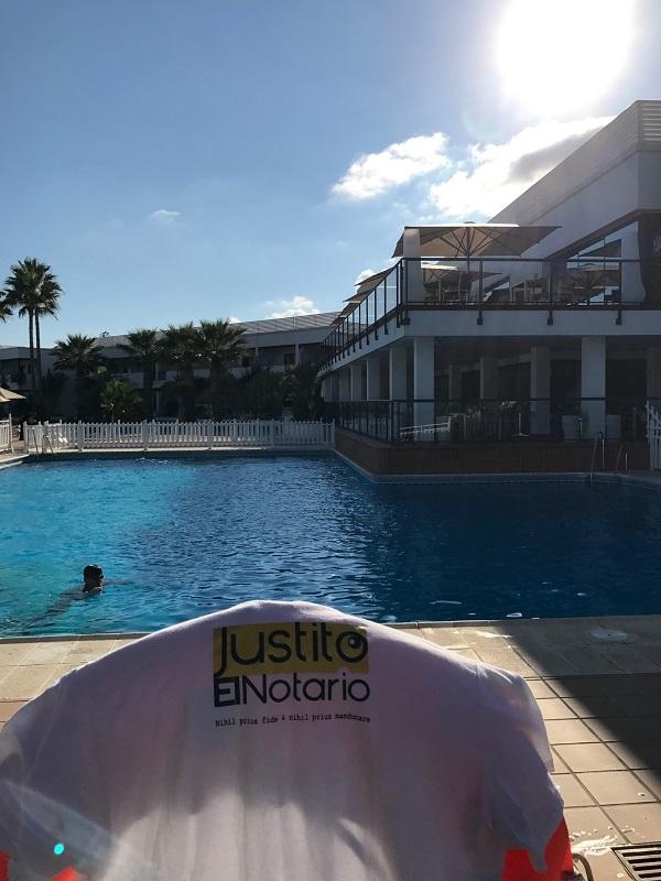 Parador de Mojácar, piscina