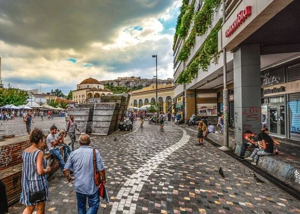 monastiraki Atenas