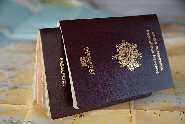 modelo de poder para conseguir pasaporte hijos