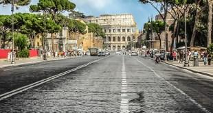 Paseo por Roma
