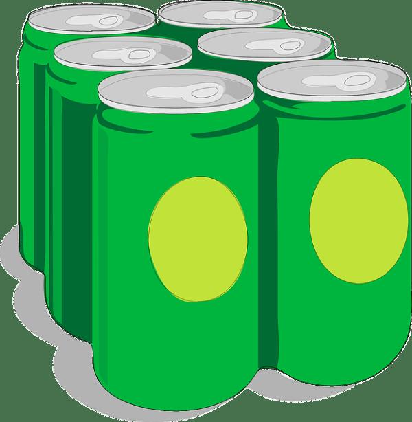 cerveza y bocadillo en la notaría