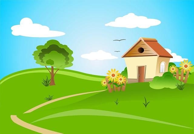 testamento casa construida en terreno de los padres