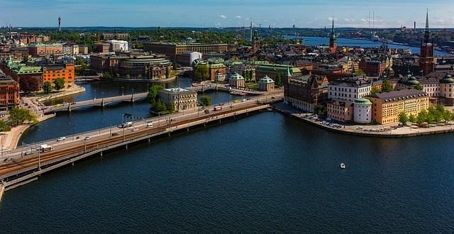 Estocolmo midsommar