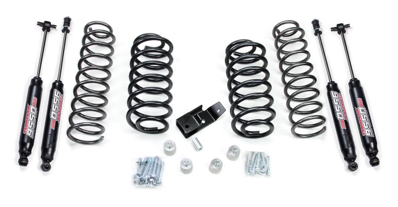 Just Jeeps Buy Teraflex 2 Suspension Lift Kit With Shocks