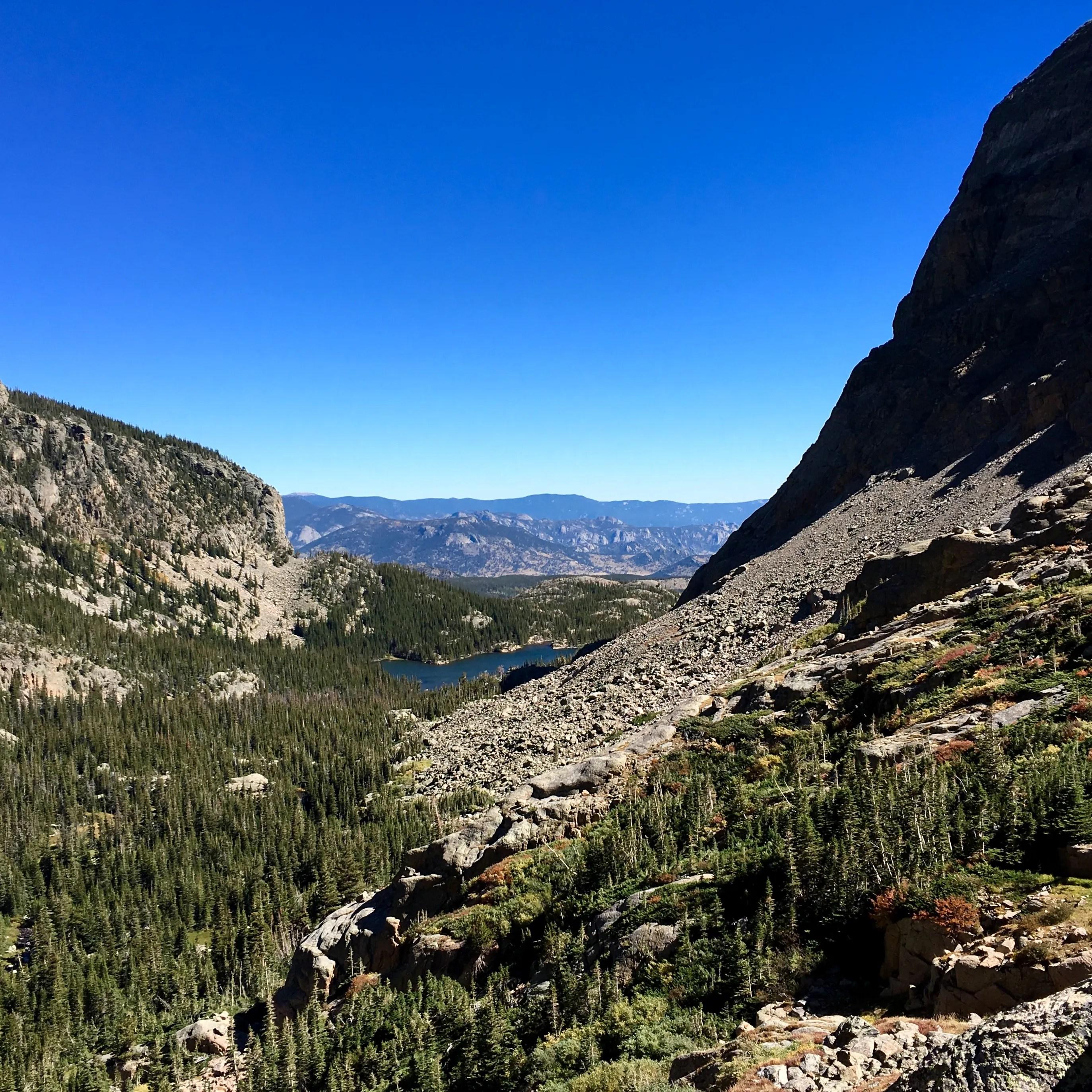 Colorado Hikes: Sky Pond