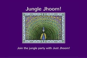 Jungle Jhoom! Book Cover