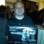 Me and my new Dyson