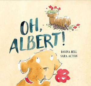 Oh, Albert! picture book