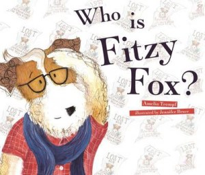 How Fitzy Fox came to Amelia Trompf on a Bus