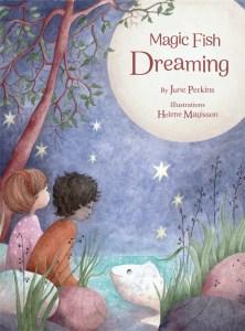 #InterviewByBook with June Perkins