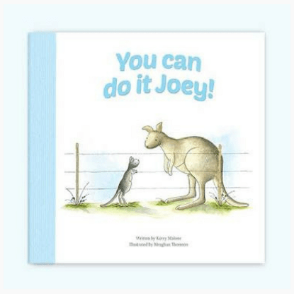 You Can Do It Joey! $17.00