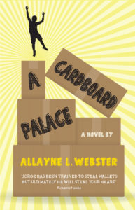#InterviewByBook with Allayne Webster