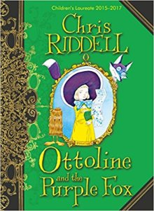 Review of the the Latest in the Ottoline Series by Children's Laureate Chris Riddell