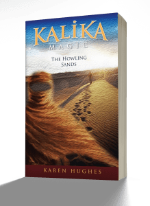Review: The Howling Sands by Karen Hughes