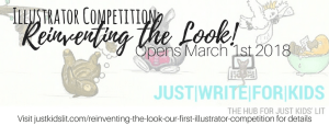 Reinventing the Look Illustrator Competition Winner