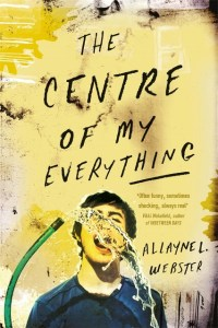 InterviewByBook with The Centre of My Everything by Allayne Webster