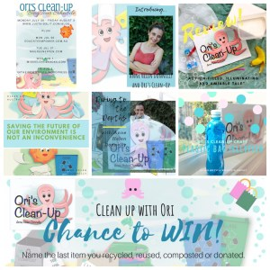 The Ori's Clean-Up Blog Tour Has Made a Difference