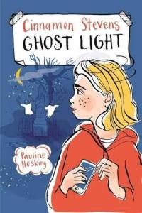 Review: Cinnamon Stevens - Ghost Light by Pauline Hosking