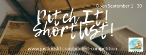 Pitch It! Competition Shortlist