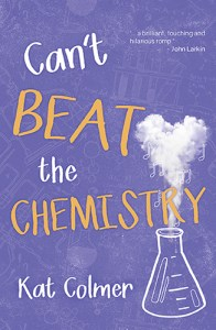 BOOK REVIEW: Can't Beat the Chemistry by Kat Colmer