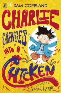Book Review: Charlie Changes into a Chicken