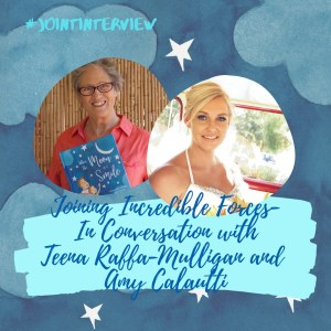 Joining Incredible Forces - In Conversation with Teena Raffa-Mulligan and Amy Calautti