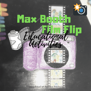 Max Booth Film Flip: Film Activity
