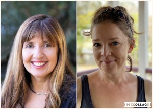 Double Interview PLUS Cover Reveal with Sharon Giltrow and Katrin Dreiling