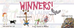 Children's Book Launch Extravanganza #BookGiveaway WINNERS!
