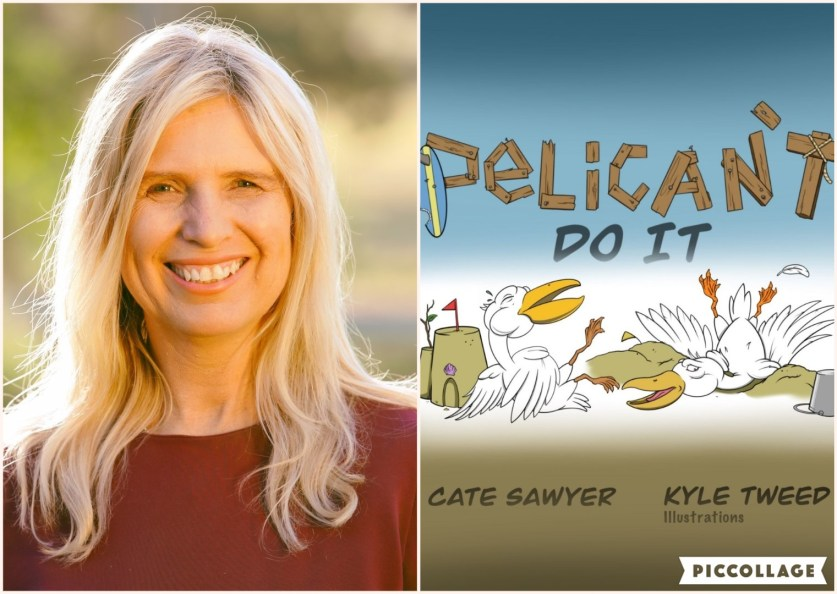 The Quick Six Interview with Carolyn Martinez on Pelican't Do It