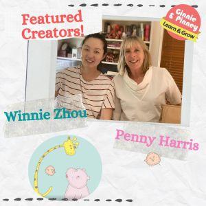 Penny Harris and Winnie Zhou