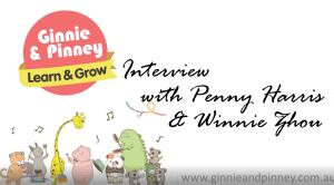 BONUS! Video with Penny Harris and Winnie Zhou on Ginnie & Pinney