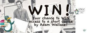 Kid's Book Creators! BIG Opportunity to WIN a Short Course from Adam Wallace!