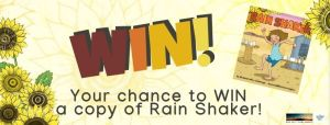 Heavens Above! It's the Rain Shaker #BookGiveaway!