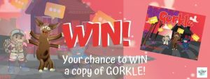 Say Hello to Gorkle in this #BookGiveaway!