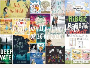 Just Write For Kids' Top 20 of 2020!