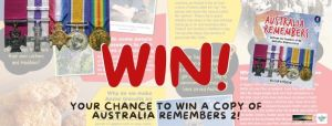 A Significant Event: It's the Australia Remembers 2 #BookGiveaway!