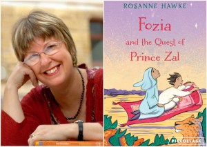 The Quick Six Interview with Rosanne Hawke