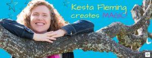 Kesta Fleming Creates Magic