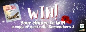 Be Inspired and WIN Australia Remembers, Len Waters