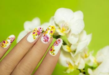 Как рисовать картинки на ногтях :: JustLady.ru ...