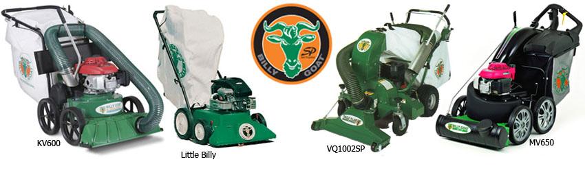 Choosing A Billy Goat Vacuum Buyers Guide