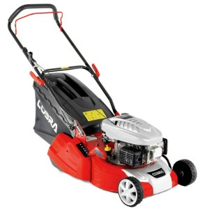 The Cobra RM40C Rear Roller Petrol Lawn Mower