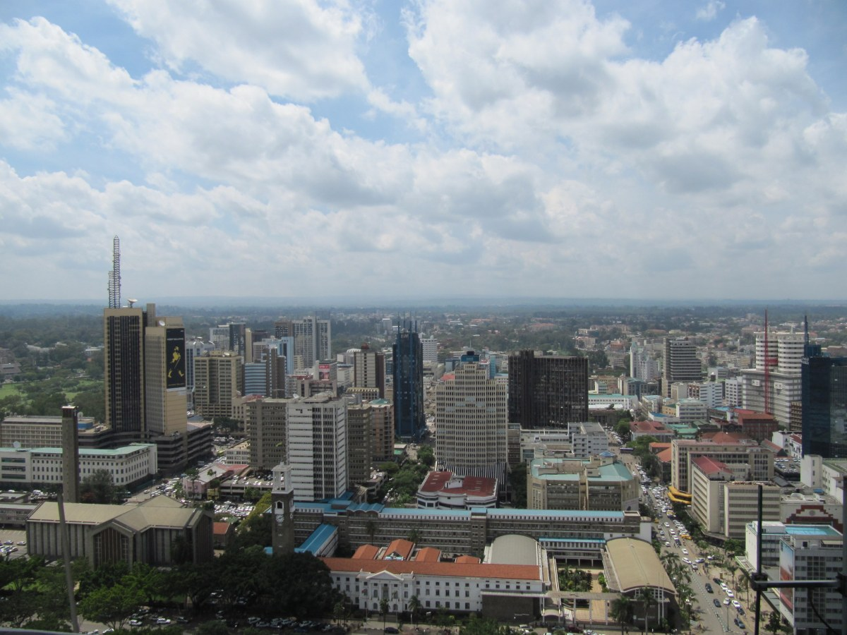 Greetings from Nairobi, Africa's Silicon Valley
